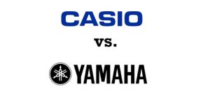 yamaha vs casio digital piano keyboard